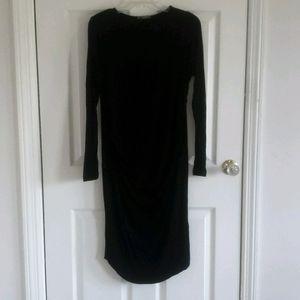 Imanimo Black Maternity Dress - XS